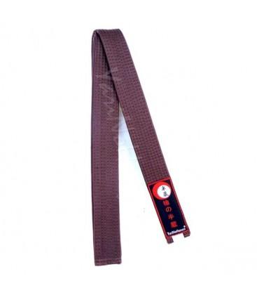 Cintura Marrone | Cintura per Karate - Judo