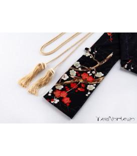 Katana Bukuro Sakura | YariNoHanzo Handmade