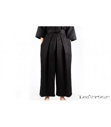 Nobakama | Deluxe Hakama | YariNoHanzo Handmade