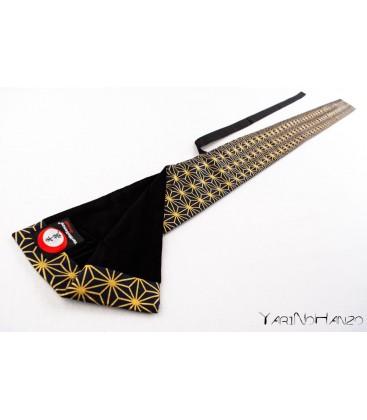 Shirasaya Bukuro Asanoha | YariNoHanzo Handmade