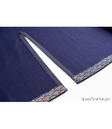 Nami Kendo Gi blu | Kendogi artigianale | YariNoHanzo handmade