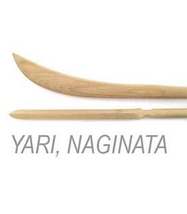 Yari, Naginata