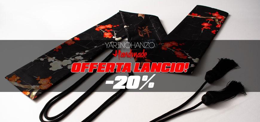 20% sconto YarinoHanzo HandMade
